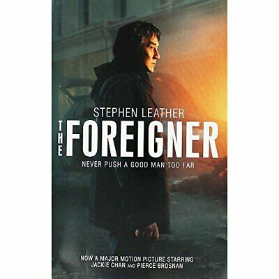 Stephen Leather The Foreigner Book The Cheap Fast Free Post