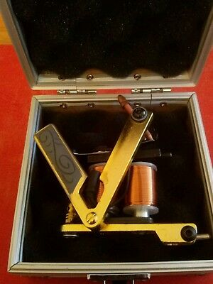 Tattoo machine in box