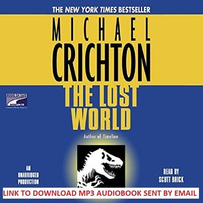 AUDIOBOOK: The Lost World - Michael Crichton - down_load_link