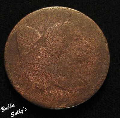 1794 Liberty Cap Large Cent <> ABOUT GOOD