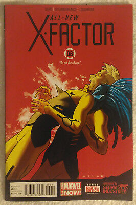 ALL-NEW X-FACTOR #6 by Peter David & Carmine Di Giandomenico - MARVEL COMICS