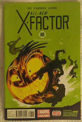 ALL-NEW X-FACTOR #8 by Peter David & Carmine Di Giandomenico - MARVEL COMICS