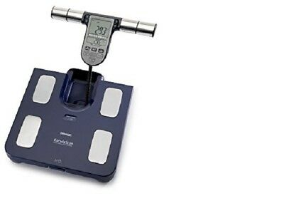 Brand New Omron Bf511 Body Composition and Body Fat Monitor Bathroom Scale