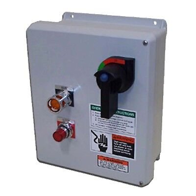 Red Goat RAC2-BE Disposer Control Panel