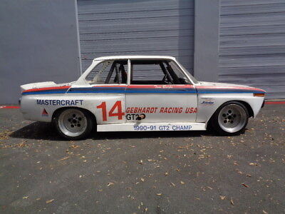 1970 BMW 2002  1970 BMW 2002 Race Car Triple Webers 45mm LSD Box Flares Schrick Cam M30 Big Six
