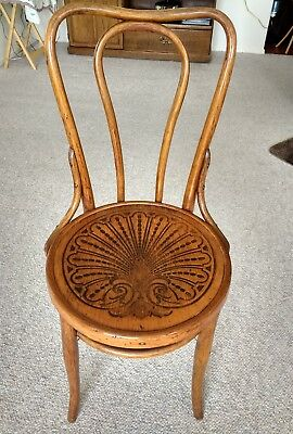 Antique J&J Kohn Bentwood Chair/Late 1800s/Beautiful Piece!!