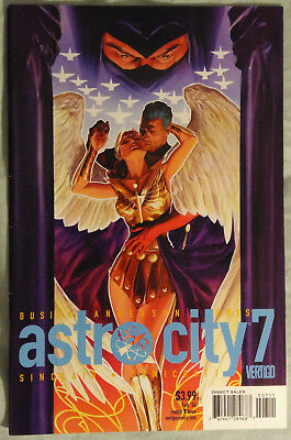 ASTRO CITY (2013/Vol 3) #7 by Kurt Busiek & Brent Anderson - DC/VERTIGO COMICS