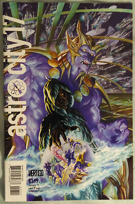 ASTRO CITY (2013/Vol 3) #17 by Kurt Busiek & Tom Grummett - DC/VERTIGO COMICS