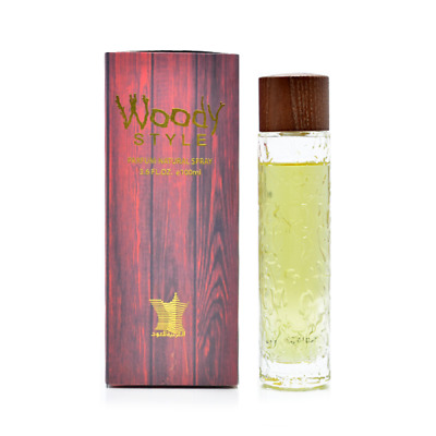 fc6040a00 Woody Style by Arabian Oud 100ml EDP Oriental Perfume Spray - Free Shipping