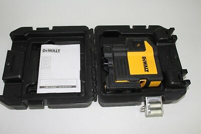 DeWALT DW0851 Combination Self-Leveling 5-Spot Beam Laser with line