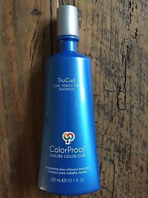 ColorProof TruCurl CURL PERFECTING Shampoo 10.1 Fl. oz ~ Free  Shipping