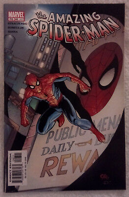 AMAZING SPIDER-MAN (1999/Vol 2) #46 by JM Straczynski & John Romita Jr - MARVEL