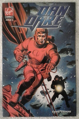 DAN DARE (2007) #2 (of 7) by Garth Ennis and Gary Erskine: VIRGIN COMICS