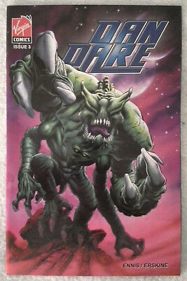 DAN DARE (2007) #3 (of 7) by Garth Ennis and Gary Erskine: VIRGIN COMICS