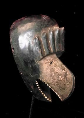 Outstanding Tribal Dan Mask       --- Coted'Ivoire