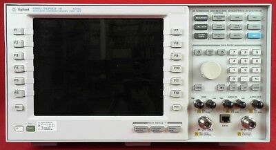 HP-Agilent E5515C (8960 Series 10) Wireless Communications Test Set w/ opt.
