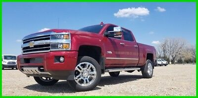 Chevrolet Silverado 2500 High Country 2018 Chevy 2500 High Country 2500 local trade with 2k miles save thousands