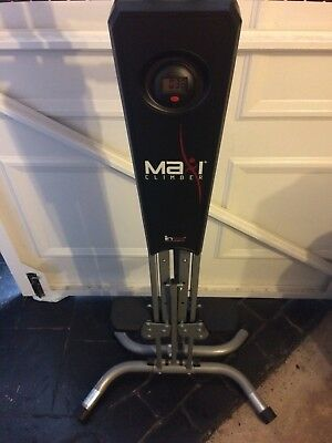 Maxi Vertical Climber Hardly Used In Excellent Spotless Condition