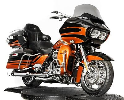 "2015 Harley-Davidson Touring  2015 Harley Davidson Screamin' Eagle 110"" CVO Road Glide Ultra Special FLTRUSE"