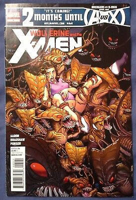 WOLVERINE & the X-MEN (Vol 1) #5 by Jason Aaron & Nick Bradshaw - MARVEL COMICS