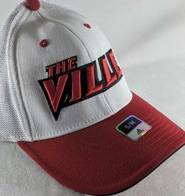 7832680ad52 LZ Adidas Adult Fitted S M Louisville Cardinals NCAA Baseball Hat Cap NEW  D16