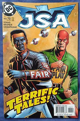 JSA (1999) #70 by Geoff Johns & Don Kramer - DC COMICS/JUSTICE SOCIETY