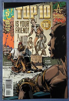 TOP 10 (1999/Vol 1) #5 by Alan Moore & Gene Ha - WILDSTORM/AMERICA'S BEST COMICS