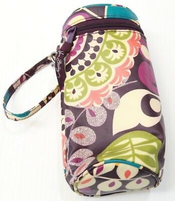 Vera Bradley Thermal Insulated Bag, Can Cooler, Baby Water Bottle Holder
