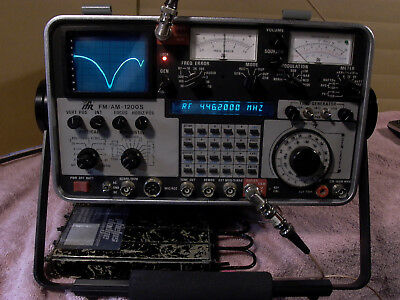 IFR 1200S with options 1,4,10 & 12*