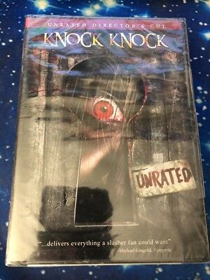 Taggart,kim-Knock Knock (Unrated) / (Ws Dir Ac3 Dol Chk Sen)  Dvd New