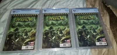 Totally Awesome Hulk #22 9.8 Nm/m Cbcs Not Cgc 1St Appearance Weapon H Look !!!