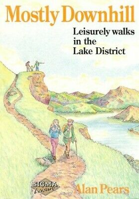 Leisurely Walks in the Lake District by Pears, Alan Paperback Book The Cheap