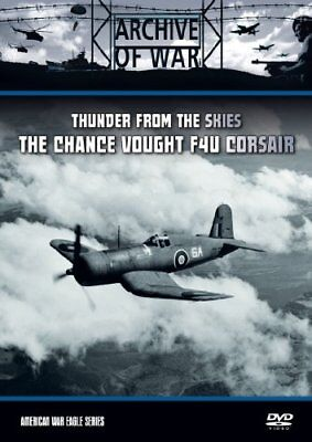 The Chance Vought F4U Corsair - Thunder from the Skies(American W... - DVD  YQVG