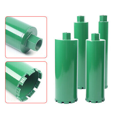 "2"" 3"" 4'' 5'' Wet Diamond Core Drill Bit for Concrete - Premium Green Series"