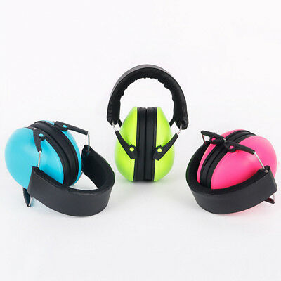 Baby Earmuffs Kids Children's Toddler Ear Muffs Hearing Protection Headband