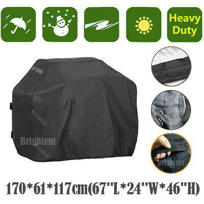 Extra Large Size Barbecue Grill BBQ Cover Yard Garden Outdoor Patio Smoker KQ7AB