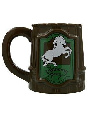 Lord of the Rings 3D Tasse Prancing Pony