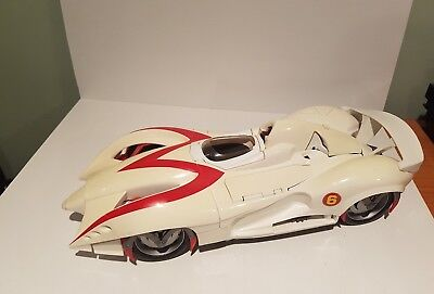 Speed Racer vehicle car Mach 6 Movie collectable works well