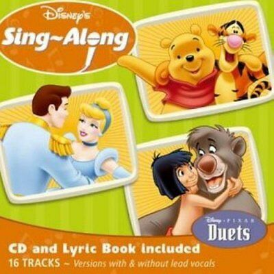 Disney's Sing-A-Long Duets -  CD 2AVG The Cheap Fast Free Post The Cheap Fast