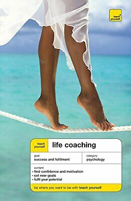 Teach Yourself Life Coaching (TYG) by Archer, Jeff Paperback Book The Cheap Fast
