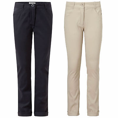 Craghoppers NosiDefence Dunalley Girls Walking Trousers