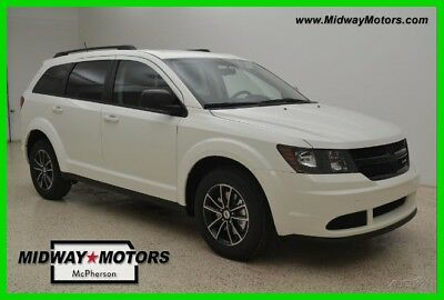 Dodge Journey SE 2018 SE New 2.4L I4 16V Automatic FWD SUV Premium