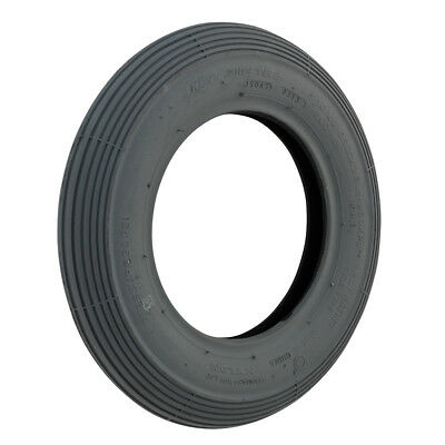 10 X 2 (54-154) Grey Rib wheelchair or mobility scooter Tyre