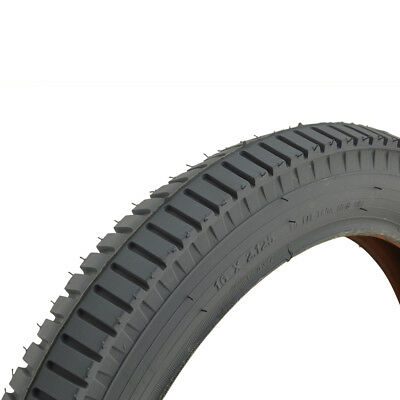 20 X 2.125 Grey Power wheelchair or mobility scooter Tyre
