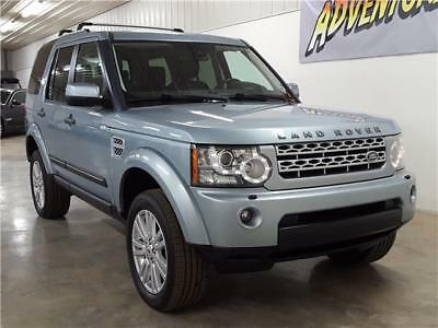 LR4 HSE7 NO ACCIDENTS 3RD ROW NAV HTD SEATS WOW! 2011 Land Rover LR4
