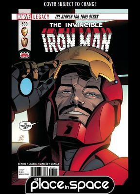 Invincible Iron Man, Vol. 3 #599A (Wk17)