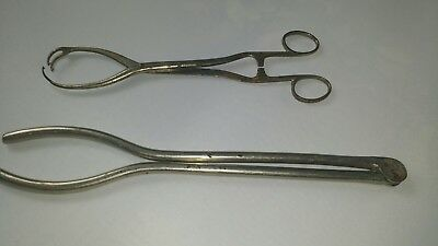 vintage Arnold and sons veterinary instruments