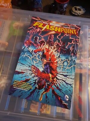 Flashpoint collection
