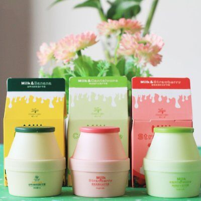 Milk & Fruit Extract Nourishing Hand Cream Moisturizing Fragrance Hand Cream JW
