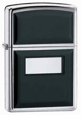 Zippo 355, Ultralite, High Polish Chrome Finish Lighter,  Full Size